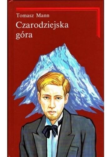 Okładka książki Czarodziejska góra. Tom 2