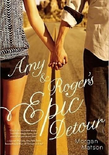 Okładka książki Amy & Roger's Epic Detour