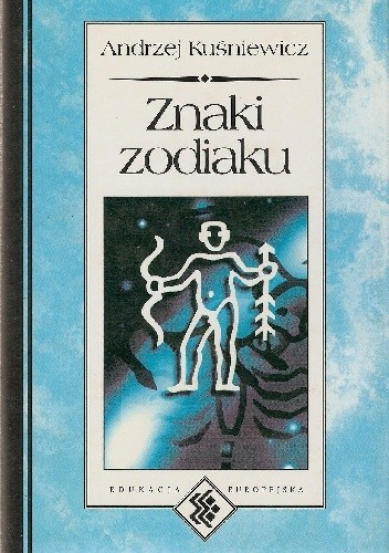 Okładka książki Znaki zodiaku