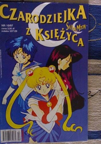 Okładka książki Czarodziejka z księżyca nr 10/97