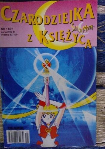 Okładka książki Czarodziejka z księżyca nr 11/97