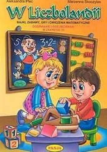 Okładka książki W Liczbolandii