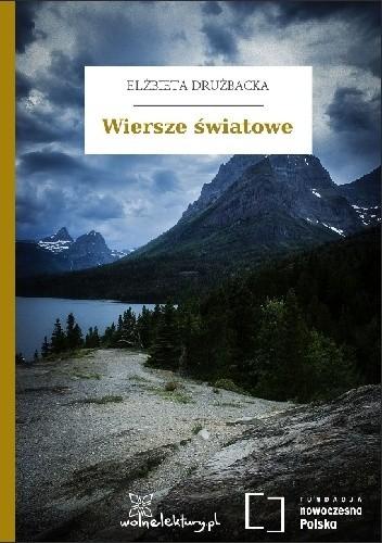 Okładka książki Wiersze światowe