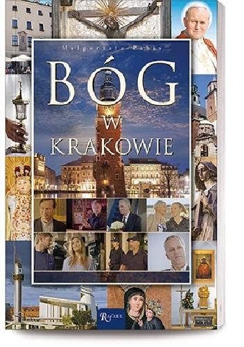 Okładka książki Bóg w Krakowie