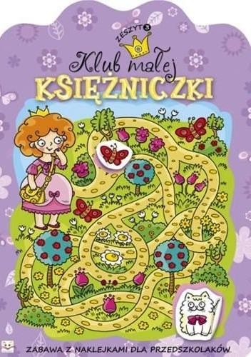 Okładka książki Klub małej księżniczki. Zeszyt 3
