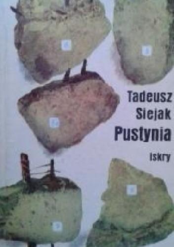 Okładka książki Pustynia