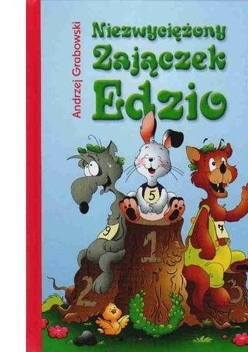 Okładka książki Niezwyciężony Zajączek Edzio
