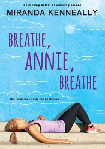 Okładka książki Breathe, Annie, Breathe