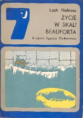 Okładka książki Życie w skali Beauforta