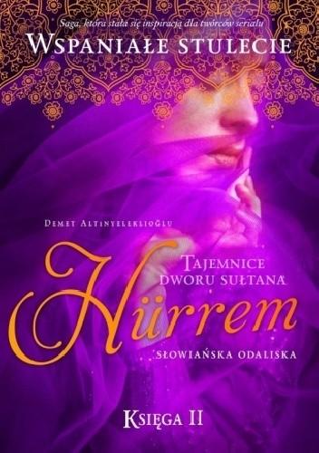 Okładka książki Hürrem. Słowiańska odaliska
