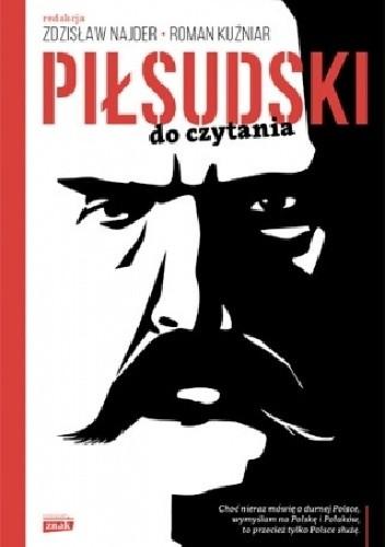 Okładka książki Piłsudski do czytania