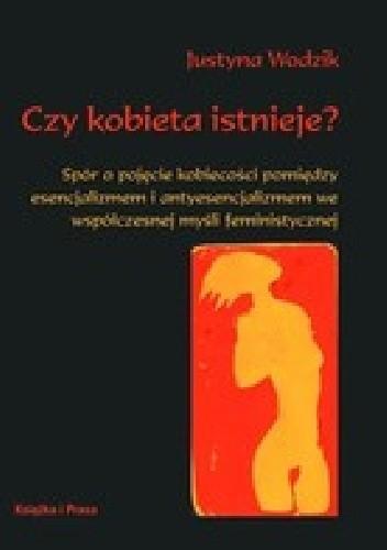 Okładka książki Czy kobieta istnieje?