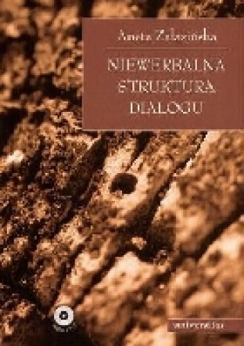Okładka książki Niewerbalna struktura dialogu