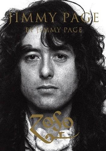 Okładka książki Jimmy Page by Jimmy Page