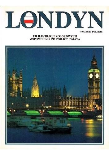 Okładka książki Londyn. Wydanie polskie