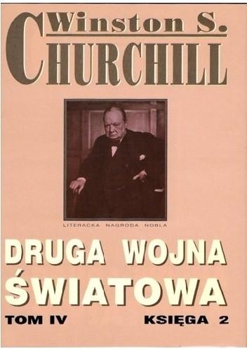 Okładka książki Druga wojna światowa. Tom IV. Księga 2