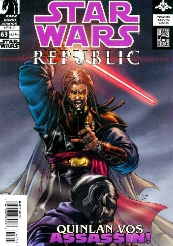 Okładka książki Star Wars: Republic #63