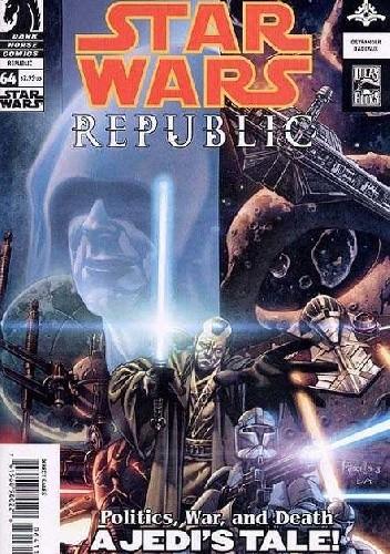 Okładka książki Star Wars: Republic #64