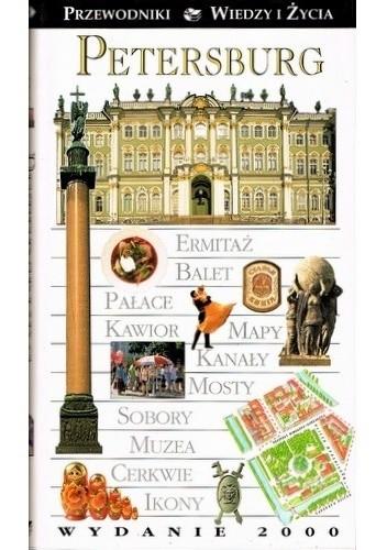 Okładka książki Petersburg