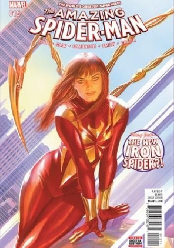 Okładka książki Amazing Spider-Man Vol 4 #15: Power Play - Conclusion: Suit Yourself