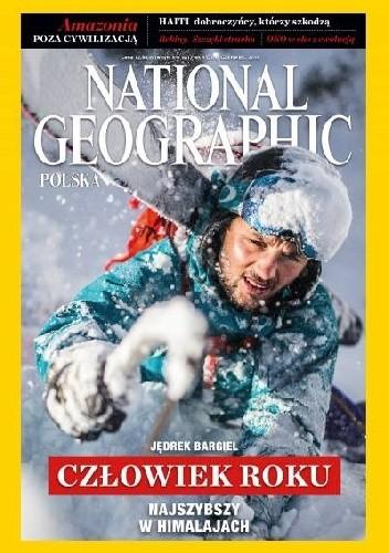 Okładka książki National Geographic 06/2016 (201)