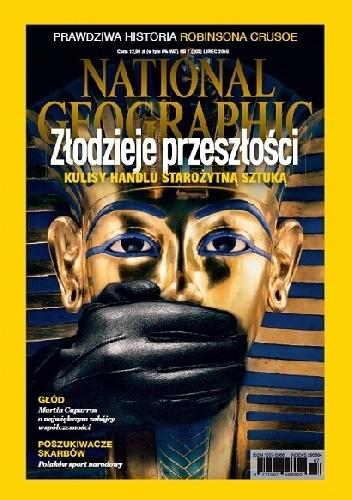 Okładka książki National Geographic 07/2016 (202)