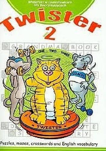 Okładka książki Twister 2