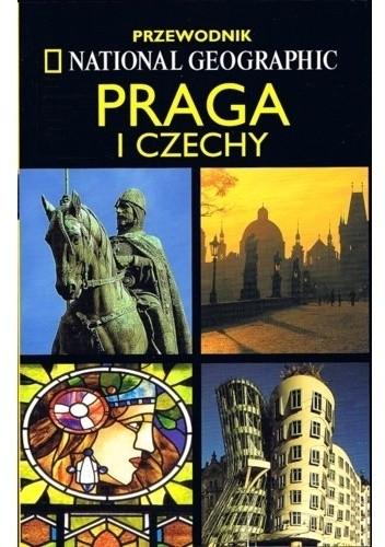 Okładka książki Praga i Czechy. Przewodnik National Geographic