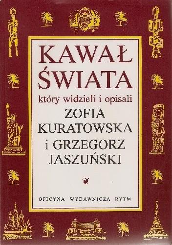 Okładka książki Kawał świata...