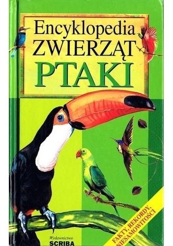 Okładka książki Encyklopedia zwierząt. Ptaki