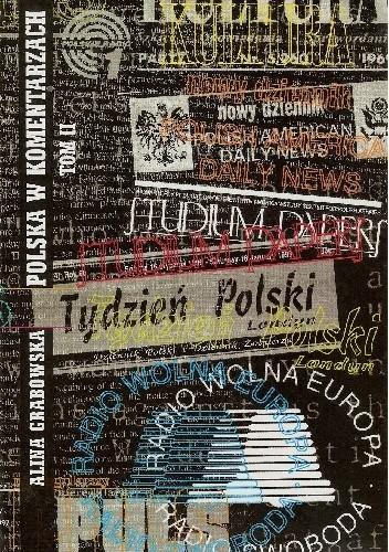 Okładka książki Polska w komentarzach: tom II