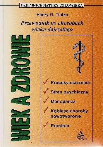 Okładka książki Wiek a zdrowie