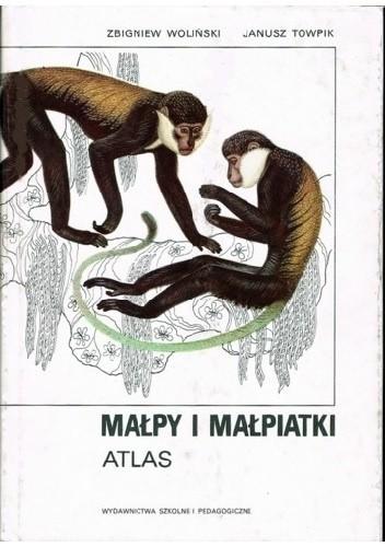 Okładka książki Małpy i małpiatki