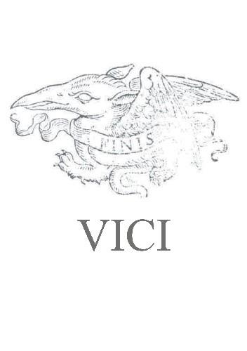 Okładka książki Vici