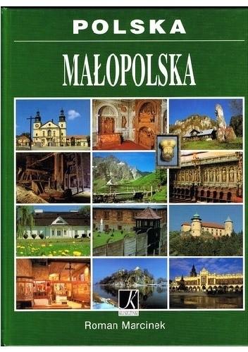 Okładka książki Polska. Małopolska
