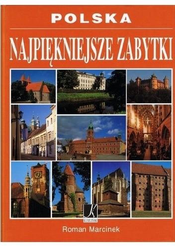 Okładka książki Polska. Najpiękniejsze zabytki