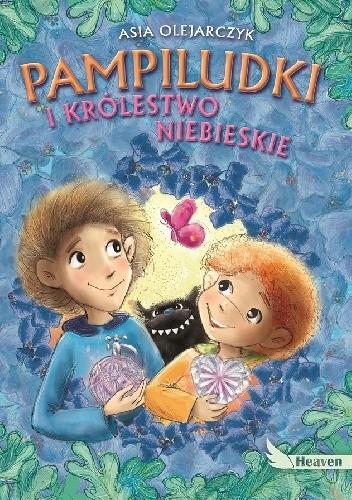 Okładka książki Pampiludki i Królestwo Niebieskie