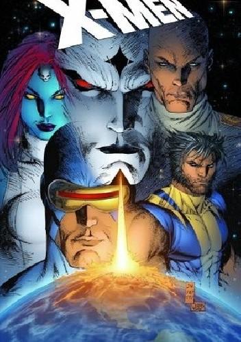 Okładka książki X-Men: Messiah CompleX