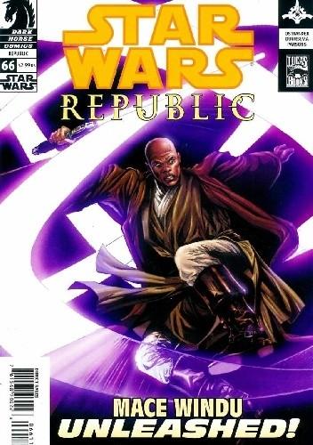 Okładka książki Star Wars: Republic #66