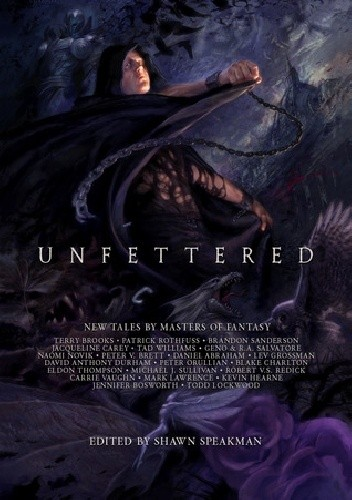 Okładka książki Unfettered