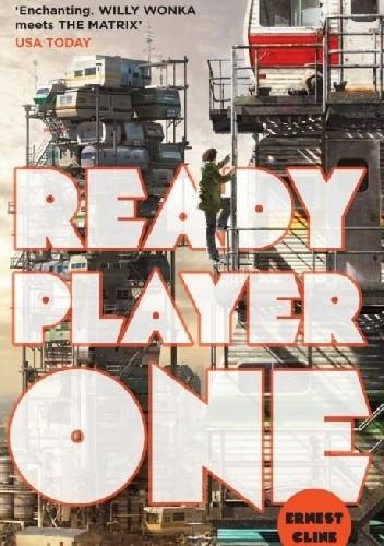 Okładka książki Ready Player One