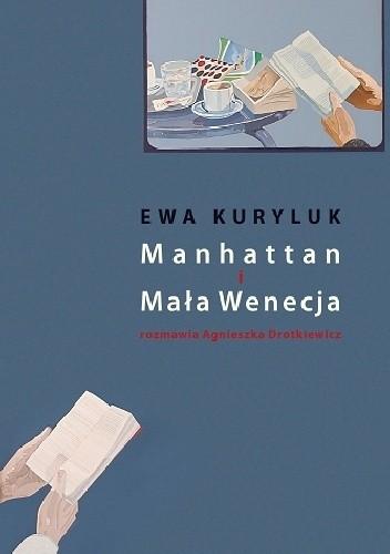 Okładka książki Manhattan i Mała Wenecja