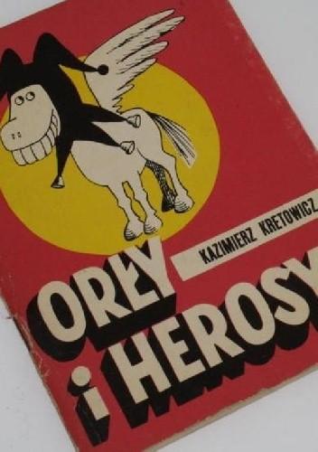 Okładka książki Orły i herosy