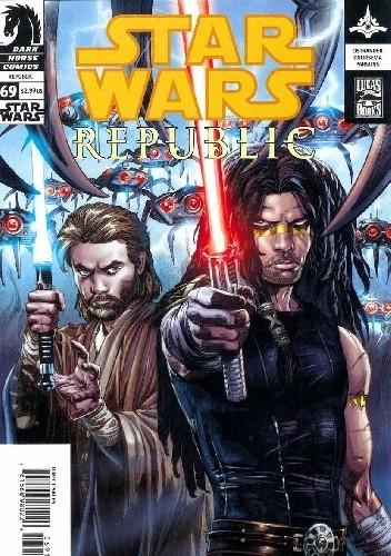 Okładka książki Star Wars: Republic #69