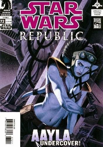 Okładka książki Star Wars: Republic #72