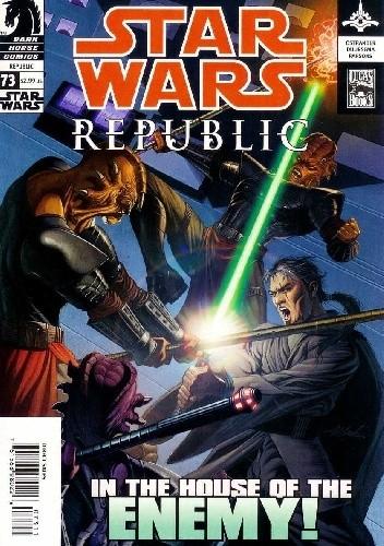 Okładka książki Star Wars: Republic #73