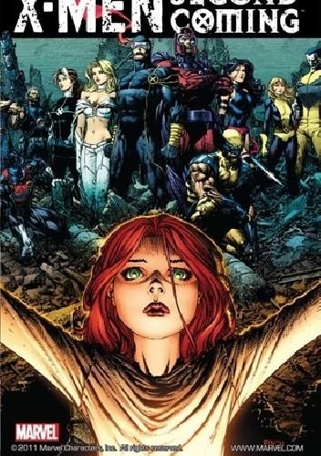 Okładka książki X-Men: Second Coming