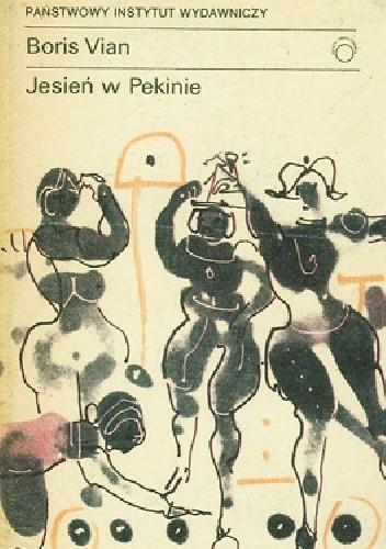 Okładka książki Jesień w Pekinie