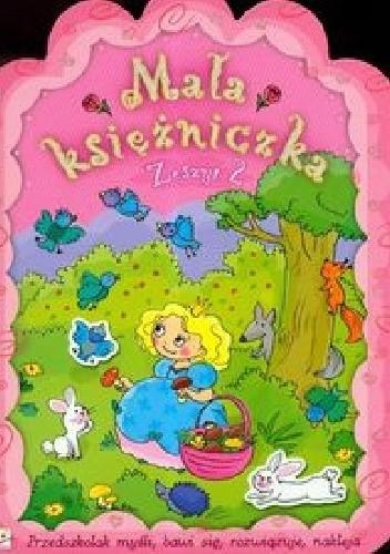 Okładka książki Mała księżniczka. Zeszyt 2