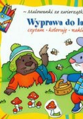 Okładka książki Wyprawa do lasu